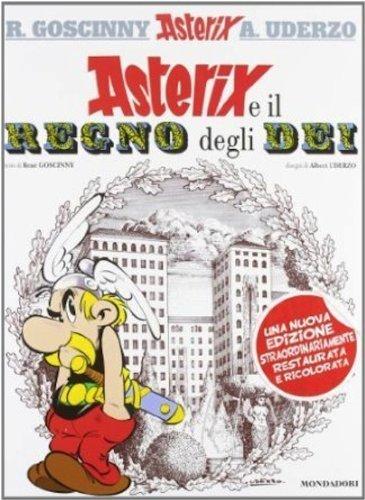 Asterix e il regno degli dei (Italian Edition) by Albert Uderzo Ren?Goscinny (2012) Hardcover