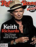 Rolling Stone Keith Richards speciale collezionisti EDT. [Single Issue Magazine] 2015