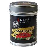 Scheid Jamaican Jerk Gewürzmischung BBQ Rub 110 g