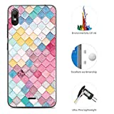 95Street Soft Silicone Case for Wiko View 2 GO Crystal