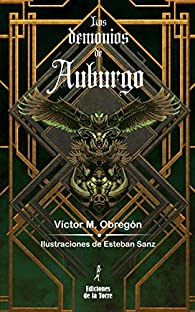 Los demonios de Auburgo par  Víctor M.  Obregón