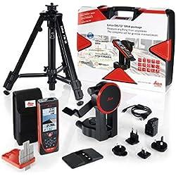 Leica Disto 806677-Pack Mesureur Laser 3d S910Touch + Accessoire
