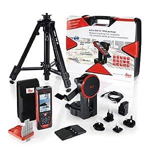 Leica Geosystems DISTO S910 das Profi-Komplettsystem für praktisches Anzielen, präzises räumliches Messen und das Erstellen von Plänen
