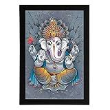 Delight Ganesha Vector Digital Printed U...