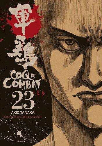 Coq de combat Vol.23 par HASHIMOTO Izo