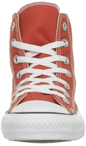 Converse Chuck Taylor All Star Season Hi, Unisex-Erwachsene Sneaker Rot (Clay)