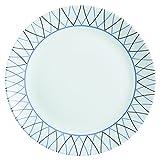 Arcopal Adriel Servizio Tavola, Vetro, Multicolore, 26.5x11.5x26.0 cm, 18 Unità
