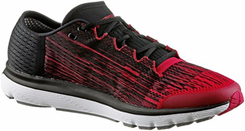 Under Armour Herren Laufschuhe RED / BLACK / RED