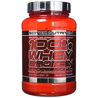 Scitec Nutrition 100% Whey Professional Protein Powder - 920g, Vanilla