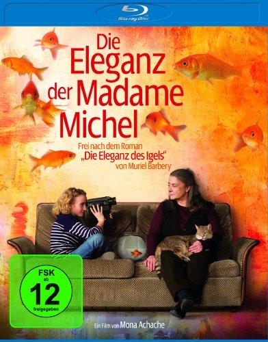 Bild von Die Eleganz der Madame Michel [Blu-ray]