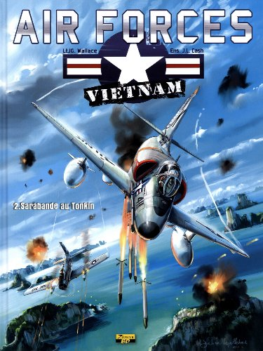 Air Forces Vietnam, tome 2 : Sarabande au Tonkin