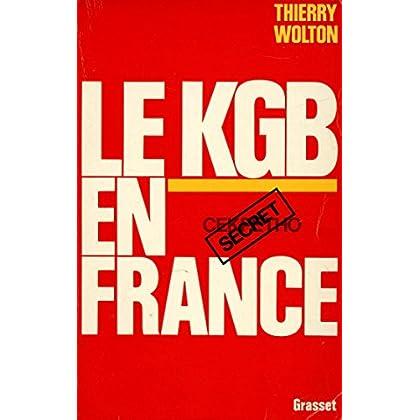 Le KGB en France / 1986 / Wolton, Thierry