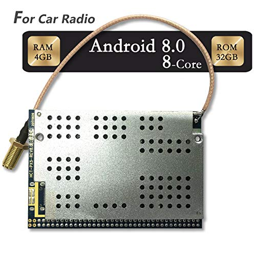 T-One PX5 8 core Android 8.0 Ram 4GB Rom 32GB Fit for PX3 Auto Stereo Upgrade GPS Core Board Aftermarket CarPlay Stereo Upgrade.
