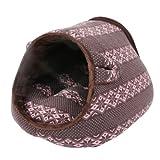 Bild: Pinkaholic New York Authentic Daydream Dome Hundebett braun