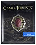 Game of Thrones Season 7 Steelbook [3Blu-Ray] [Region B] (IMPORT) (Keine deutsche Version)
