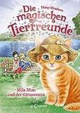Die magischen Tierfreunde 12 - Mila Miau und der Glitzerstein: ab 7 Jahre - Daisy Meadows