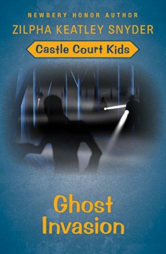 Ghost Invasion (Castle Court Kids Book 3) (English Edition) (Prank Halloween Scare)