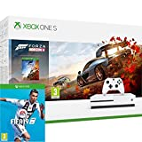 Xbox One S 1TB Gaming Console with Forza Horizon 4 game Plus Hard copy...