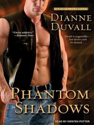[( Phantom Shadows (Immortal Guardians #03) By Duvall, Dianne ( Author ) Compact Disc Oct - 2012)] Compact Disc