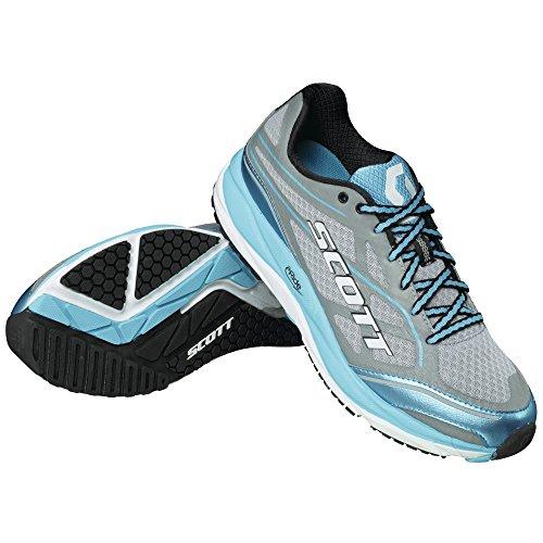 Scott running Zapatilla ws af+ support-grey/blue-7,5 usa