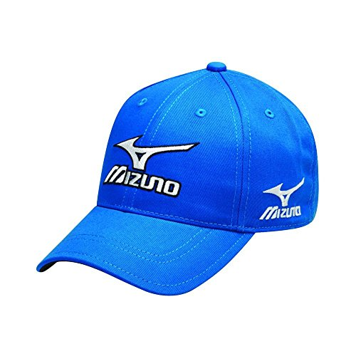Mizuno Men's Tour Adjustable Golf Cap - Blue  available at amazon for Rs.1090