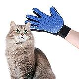 Shop Story–Handschuh-Zähneputzen für Fellpflege von Tierhaaren Hund Katze