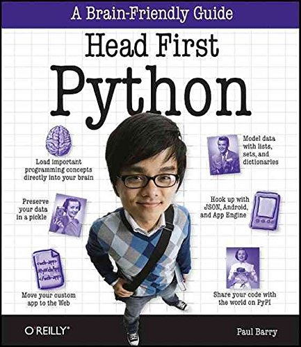 [(Head First Python)] [By (author) Paul Barry] published on (December, 2010)
