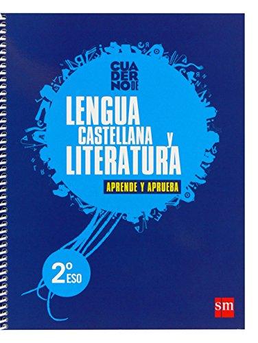 Lengua castellana y literatura. 2 ESO. Aprende y aprueba. Cuaderno - 9788467549331 por Ricardo Boyano