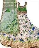 Indian Beauty Multi Color Cotton Designe...