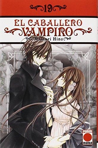 El Caballero Vampiro 19 por MATSURI HINO