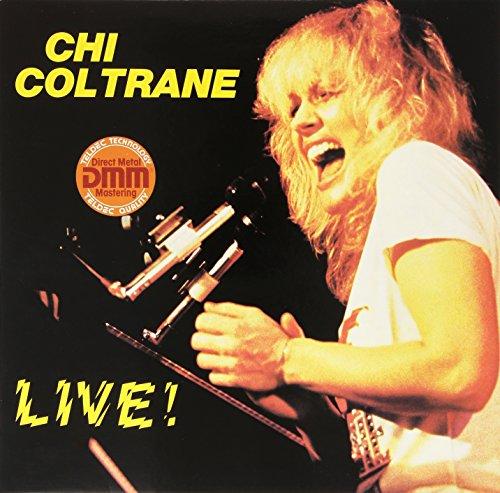 Chi Coltrane: Live! [Vinyl LP] (Vinyl)