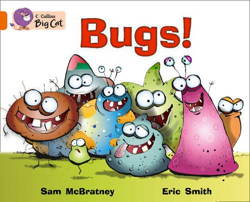Collins Big Cat: Bugs Workbook