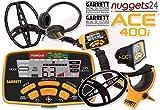 GARRETT ACE 400i 400 i Premium Set