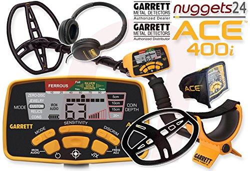 GARRETT ACE 400i Premium Set