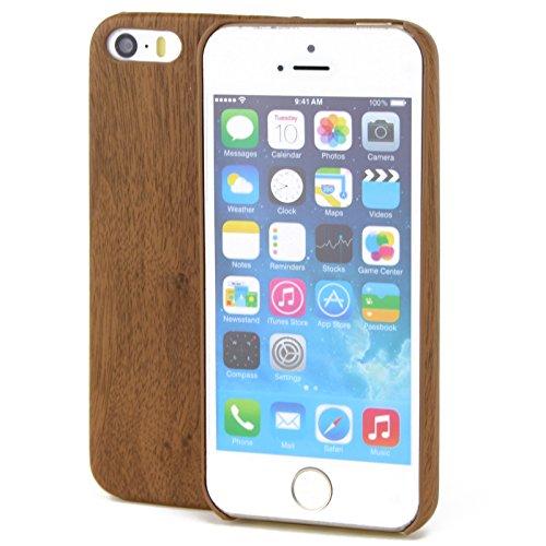 Eiche Dünn (König-Shop Apple iPhone Serie TPU Handy Hülle Holz Optik Schutz Case Cover Flexibel |, Für Handy:Apple iPhone 6 / 6s (4.7 Zoll), Motiv wählen:Motiv 02)