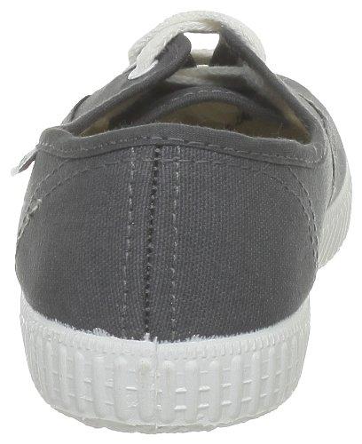 Victoria Inglesa Lona3, Unisex - Erwachsene Sneaker Grau (Antracita)