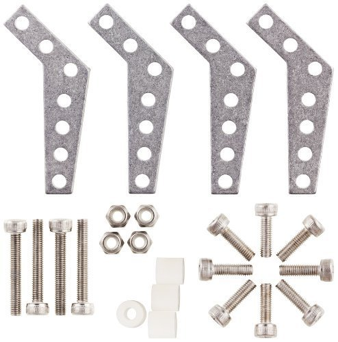 Preisvergleich Produktbild Axial Wraith 1 Inch / 32MM Optional Lift or Drop / Droop Kit with Hardware by AMF Racing