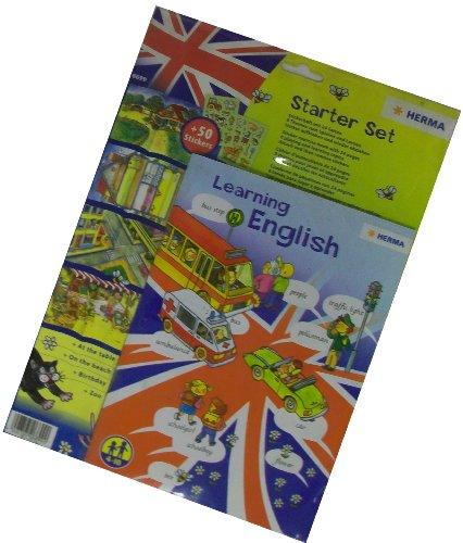 Herma Learning English Starter Set