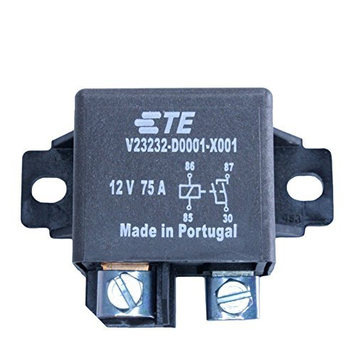 TE tyco BOSCH 75 Amp High Current 12 Volt Automotive Relay SPST by Tyco