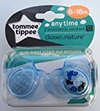 Tommee Tippee Closer To Nature: 2 x Schnuller 6-18m