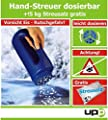 UPP Products Handstreuer inkl. 15Kg Gratis-Streusalz