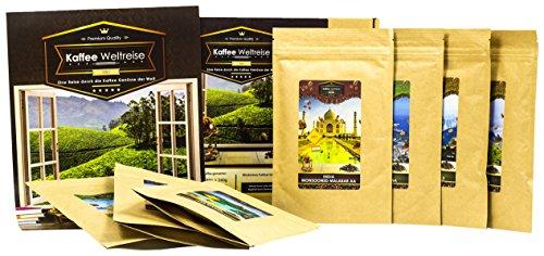 Kaffee Geschenk Set (7x7 Tassen) | Schöne Geschenk Idee für Frauen und Männer zum Geburtstag I...