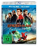 Spider-Man: Far From Home (3D Blu-ray) -