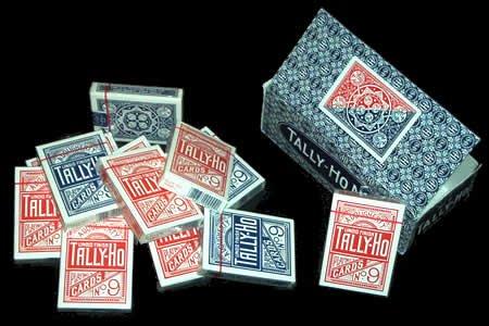 cartouche-tally-ho-fan-6-bleus-6-rouges
