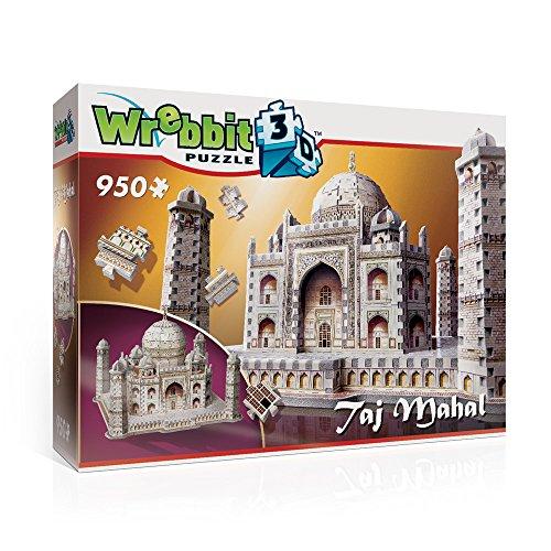 wrebbit-w3d-2001-puzzle-3d-taj-mahal-950-pezzi