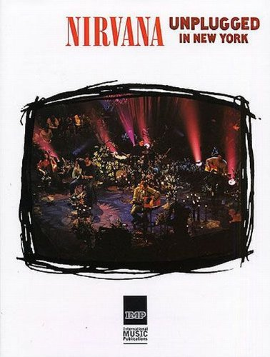 Partition : Nirvana Unplugged Tab