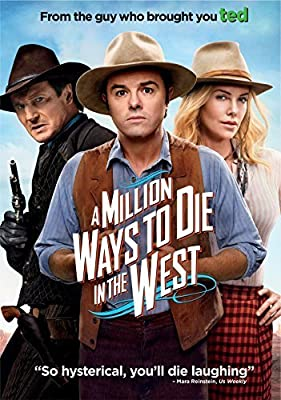 A Million Ways to Die in the West by Seth MacFarlane