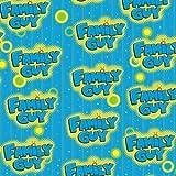 Family Guy Logo-CAM95-0,5m Vielfache-100%