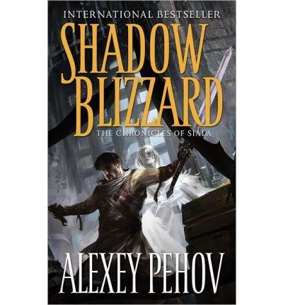 Portada del libro [(Shadow Blizzard)] [Author: Alexey Pehov] published on (February, 2013)