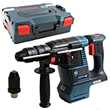 Bosch Akku-Bohrhammer GBH 18V-26 F mit SDS plus, Solo Version Clic & Go mit L-BOXX Gr. 2/136